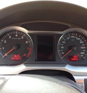 Audi a6 qwatro