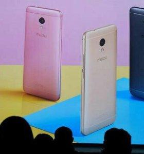 Смартфон Meizu M5S 3+16gb (Чехол+стекло) Гарантия