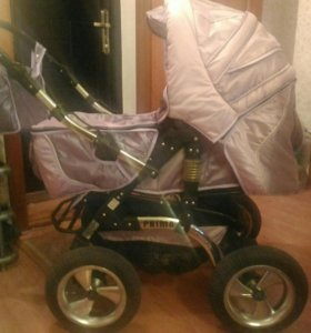 Детская коляска ZAGMA PRIMA