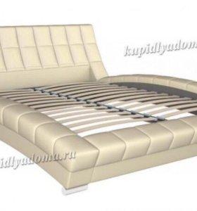 Кровать Оливия 1600*2000 шоколад