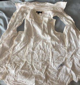 Блузка tommy hiltiger