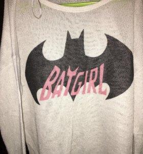 """Кофта """"Batgirl"""""""