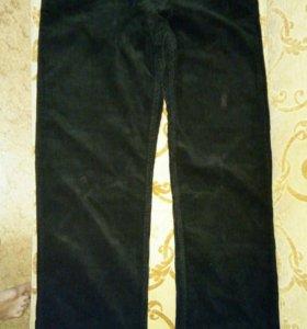 Новые вельветовые мужские брюки