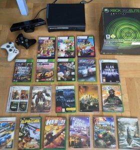 Xbox 360 + KINECT + 20 игр + 🎮🎮