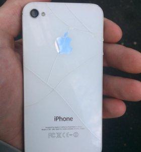 iPhone 4s 16g обмен на IPod 5 t