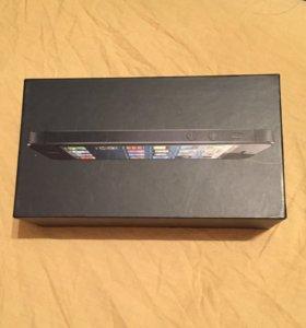 Коробка на Айфон 5