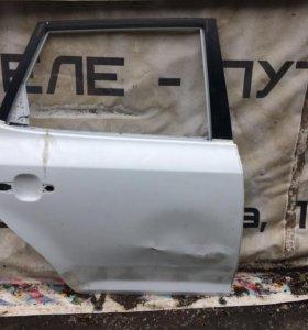 Дверь задняя правая Kia Ceed до 2012