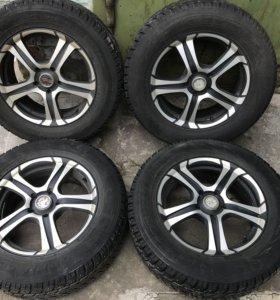 Колёса 215/65 R16 VW Tiguan