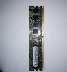 Оперативная память DDR2-1gb