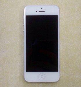Продам айфон 5 16gb