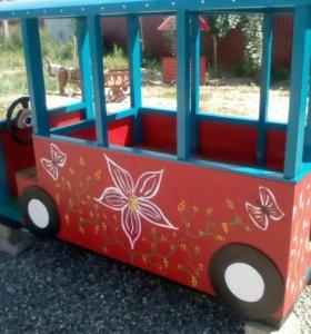 Детский автобус