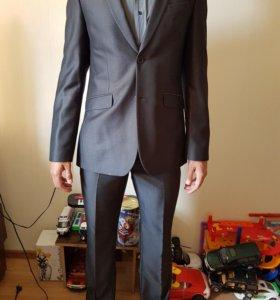 Костюм классический ( пиджак и брюки)