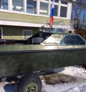 Продам тримаран с-54