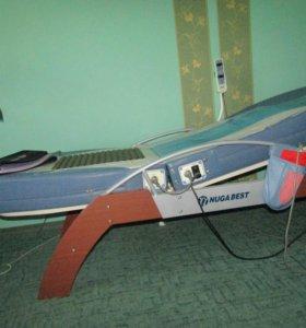 Кровать-массажер NUGA BEST