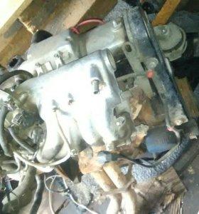 Двигатель с ваз 2111