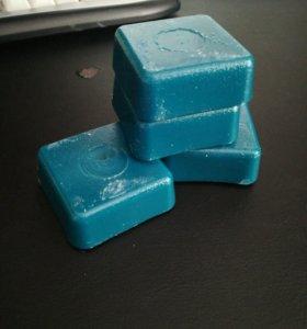 Кубики воска для депиляции