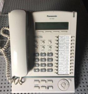 Цифровой системный телефон