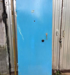 Дверь 860 х 2050 мм