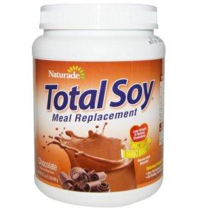 Заменитель пищи, спортивное питание Total soy