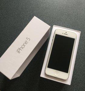iPhone 5 16гб айфон 5
