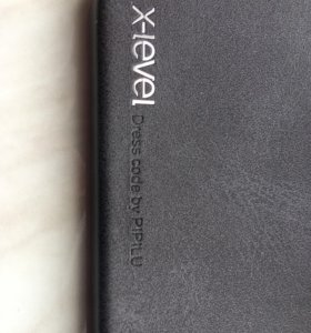 Чехол-накладка X-LEVEL для Apple iPhone 5/5S/SE.