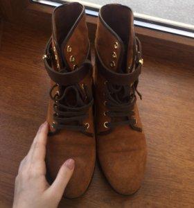 Ботинки Uterqüe