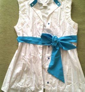 Новая блуза для беременных 46-48