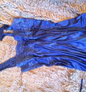 Сорочка с халатиком