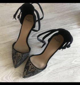 Zara туфли