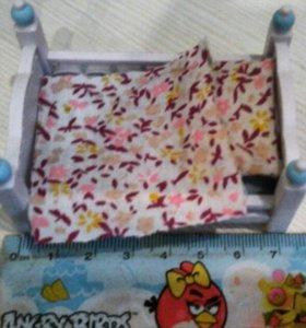 Кроватки для lps