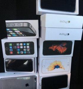 iPhone 5s, 6, 6+,6S