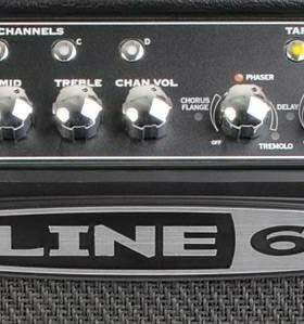 Line 6 spider IV 30w, комбоусилитель.