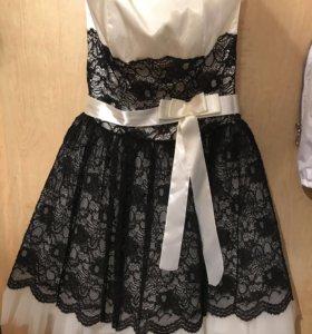 Платье (корсет)