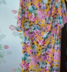 Продам новое платье р54