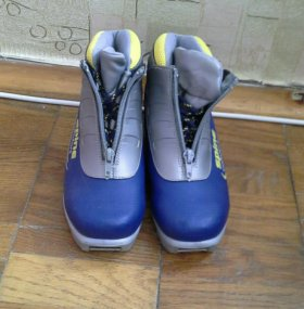 """Лыжные ботинки """"Spine comfort """""""