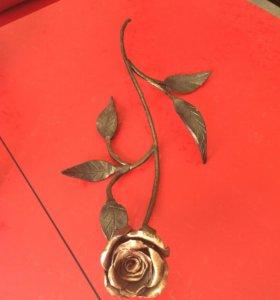 Кованная роза