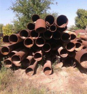 Трубы металические