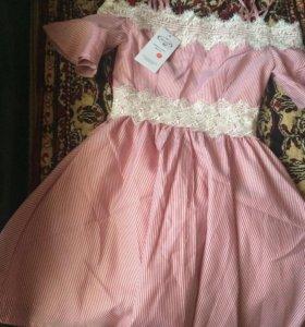 Платье s(38)