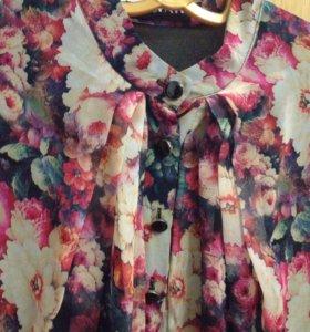 Платье-туника( новое)
