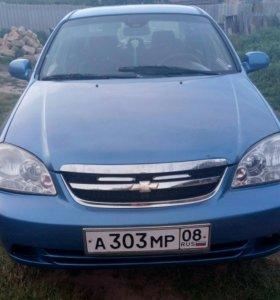Chevrolet lacetti(2007)