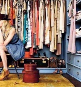 Женские вещи фирмы Zara, mango, h&m