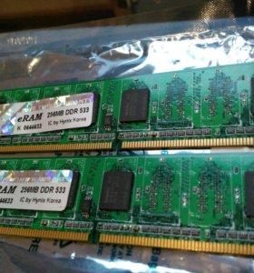DDR2 533 МГц 512 Мб