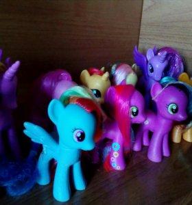 Мy little pony ( 11 шт)