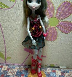 Кукла Monster High/Монстер хай/Лагуна Блю