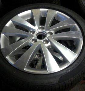 Комплект колес Ауди/Фолцваген