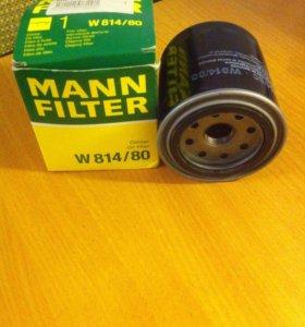 Фильтр масляный для двигателя MANN