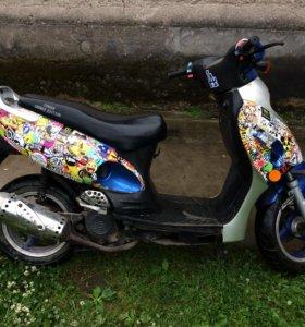 Скутер Zonder 50cc