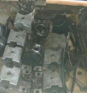 Разбор двигателя КАМАЗ 740