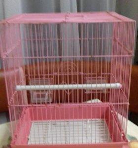 Клетка доя волнистого попугая