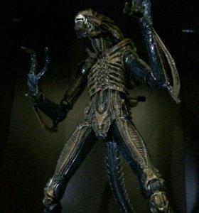 Коллекционная фигурка Чужой, Alien Warrior
